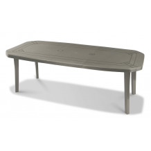 Miami 220 x 100 cm Garden Table