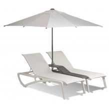 SUNSET DOUBLE SUNLOUNGER