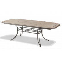 Amalfi 220 cm garden table