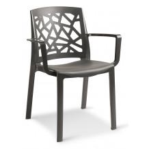 Stuart garden armchair