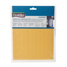 Double-side Exapan adhesive – wall panelling