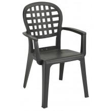 Cadix garden armchair