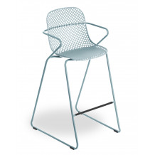 Ramatuelle 73' high chair