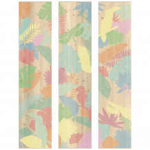 Wall decorative set Jungle colour