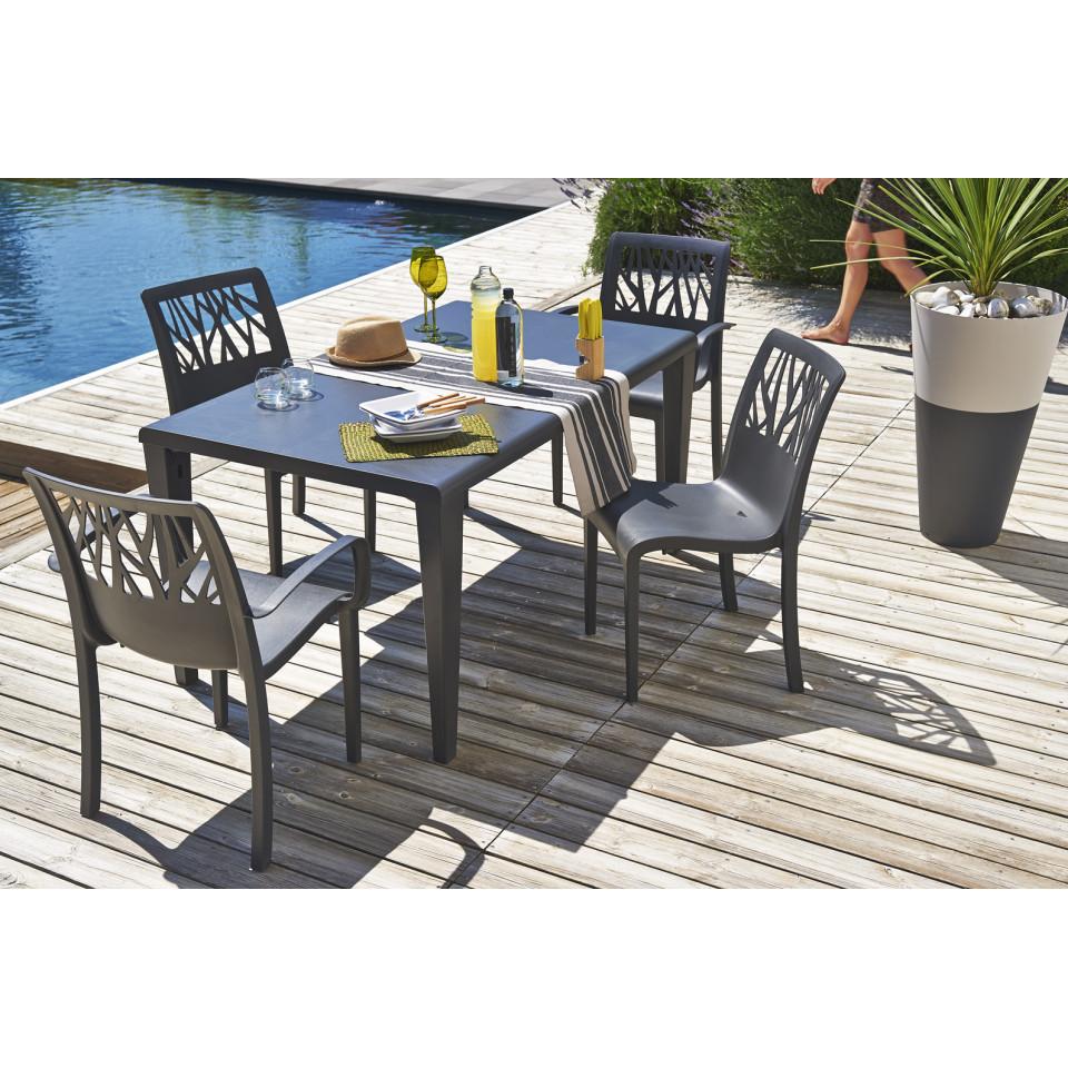 vegetal garden chair. Black Bedroom Furniture Sets. Home Design Ideas