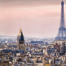 Element 3D Tour Eiffel decorative wall panels