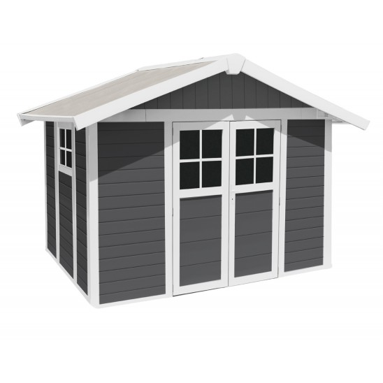 Deco Garden Shed 7.5 m² PMMA