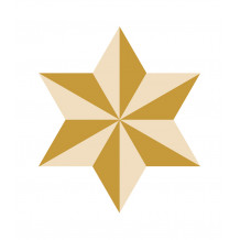 Diamond Windmill adhesive tiles