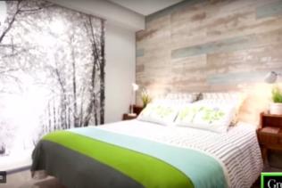 A new natural bedroom decor!