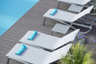Sunset sun loungers for an exceptional summer! ...