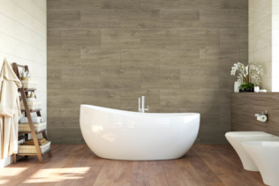 Choosing decorative wall panels for a bathroom ?