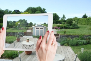 Why use the new app My Grosfillex 3D Garden Shed?