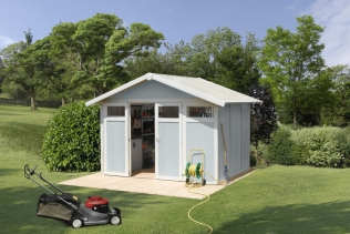 Why choose a small-size garden shed?
